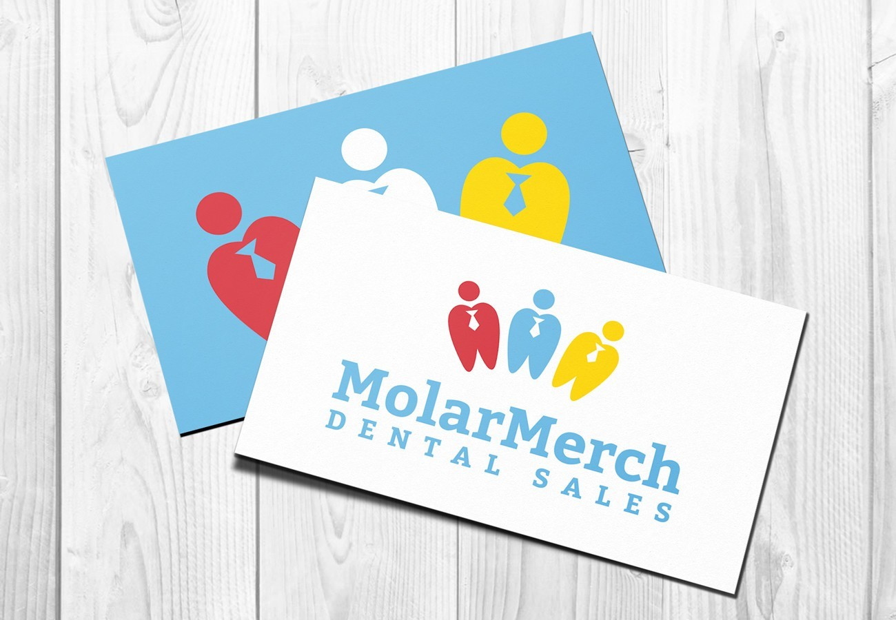 MolarMerch Cards, designed by Query Creative in the Hudson Valley