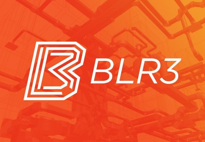 BLR3 Logo