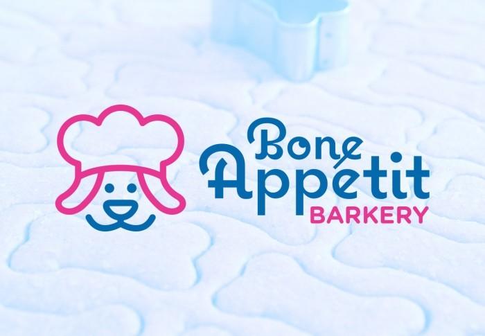 Bone Appetit Barkery Logo