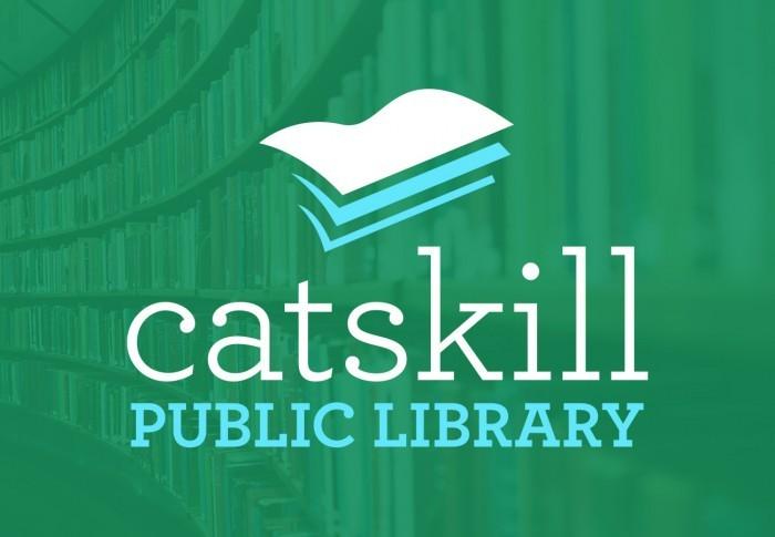 Catskill Public Library Logo