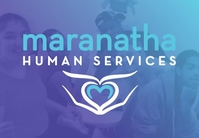Maranatha Human Services Logo