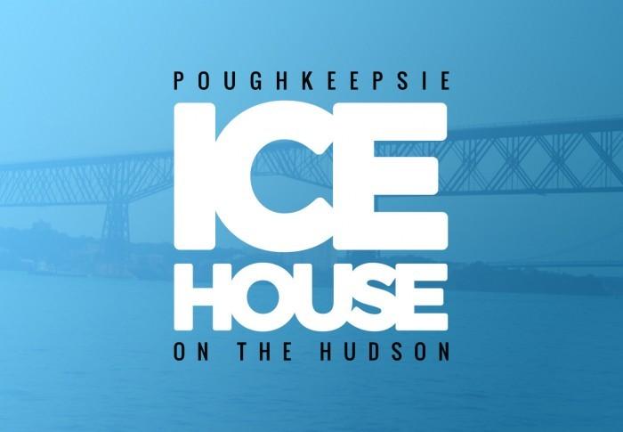 Poughkeepsie Ice House Logo