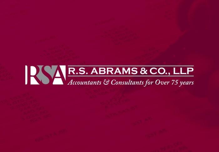 RS Abrams Logo