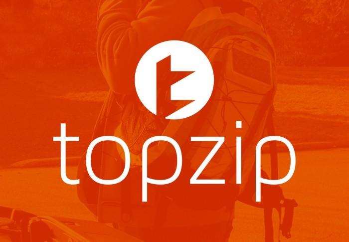 TopZip Logo